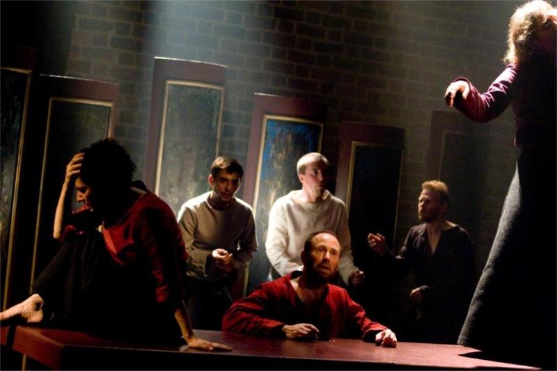 Biel 5068: Macbeth, Teatr Pieśń Kozła, 2009 © Krzysztof Bielinski
