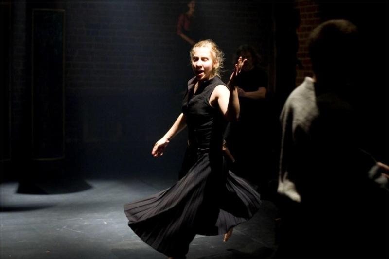 BS mh 24: Macbeth, Teatr Pieśń Kozła, 2009 © Bartosz Sowa