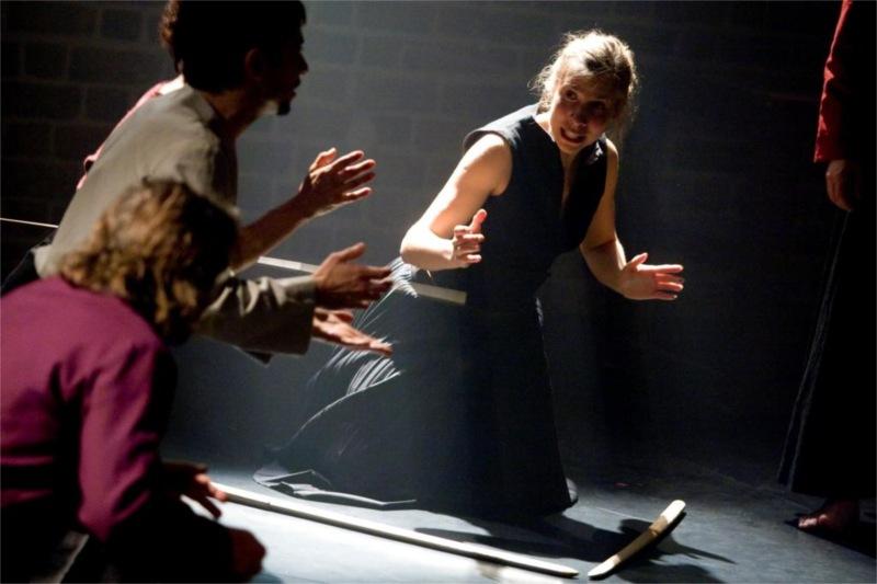 Biel 4968: Macbeth, Teatr Pieśń Kozła, 2009 © Krzysztof Bielinski