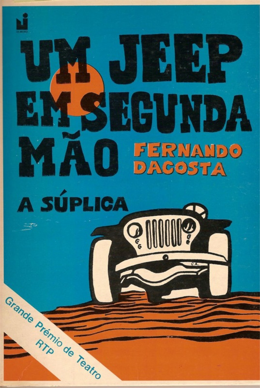 Cover of Second Hand Jeep, by Fernando Dacosta