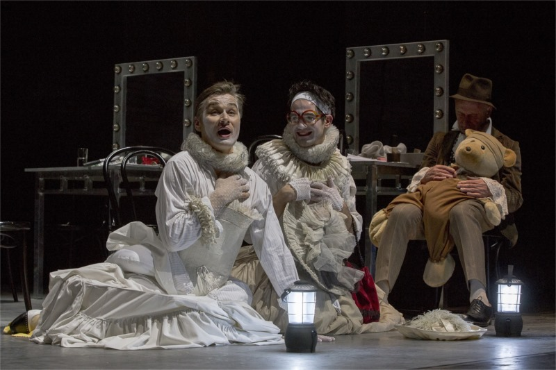 """""""As You Like It,"""" by William Shakespeare, directed by Silviu Purcărete, National Theatre Budapest, Hungary."""