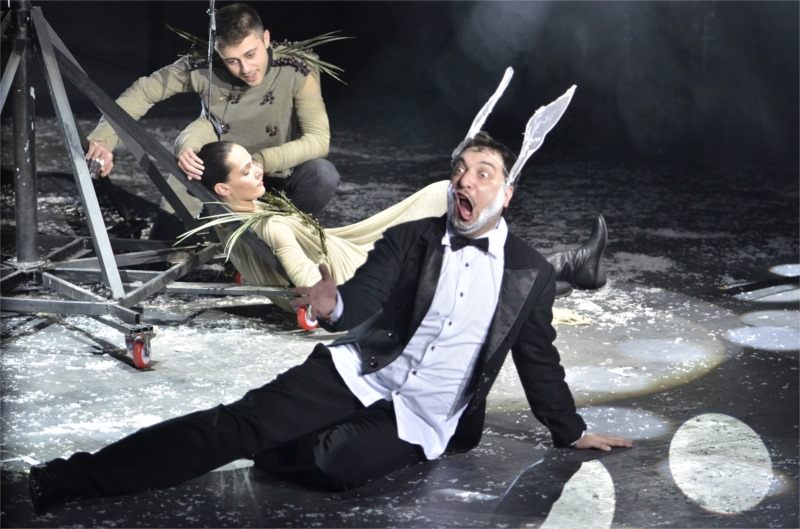 """A Midsummer Night's Dream,"" by William Shakespeare, directed by David Doiashvili, Tbilisi ""Vaso Abashidze"" Music and Drama State Theatre."