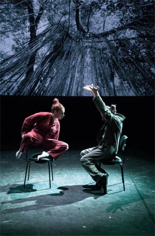 Circle-Fictions par Joel Pommerat, mise en scène Yannis Leontaris, compagnie Kanigunda, Athènes, 2013.