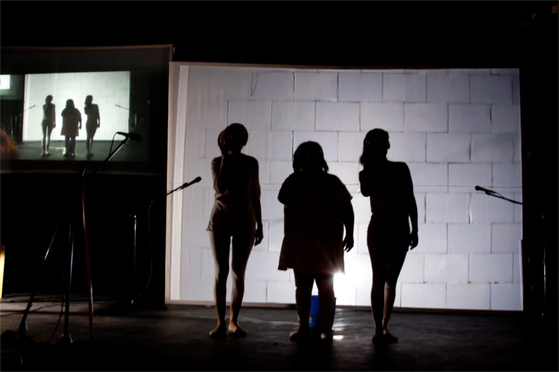 "Iveta Ditte Jurcova's production of Mikulas Hoblina Sahansky's ""Land of Unscythed Meadows"" for Poton Theatre, Batovce. Photo by Lubos Dobias"