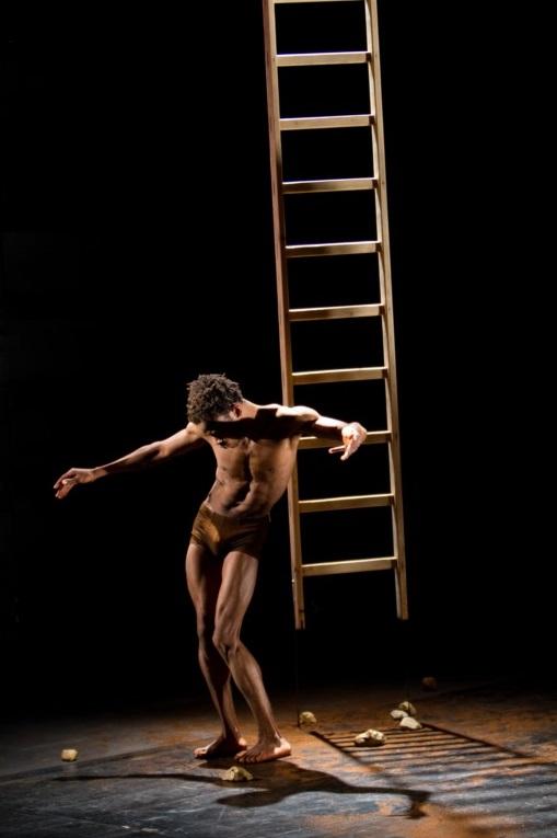 Pur en finir avec Bérénice, mise en scène de Faustin Linyekula © Compagnie Linyekula.