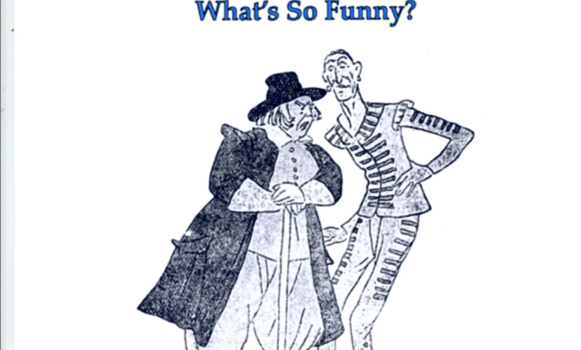 Molière On Stage:  What's So Funny?