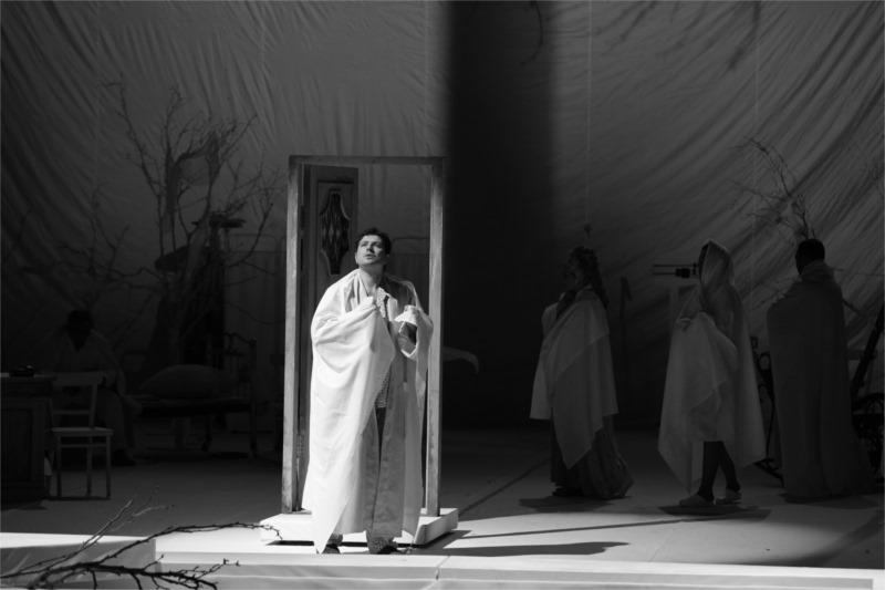 """From Venus: Elshan Jabrayilov in """"Shakespeare."""""""