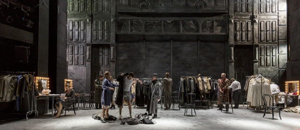 As You Like It by William Shakespeare, directed by Silviu Purcărete, Budapest National Theatre, Hungary