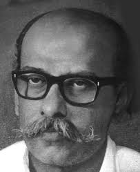 C.N. Sreekantan Nair--playwright, author and political leader instrumental in forming the modernity of Kerala's theatre scene, and in the first Nataka Kalari, along with Sankara Pillai