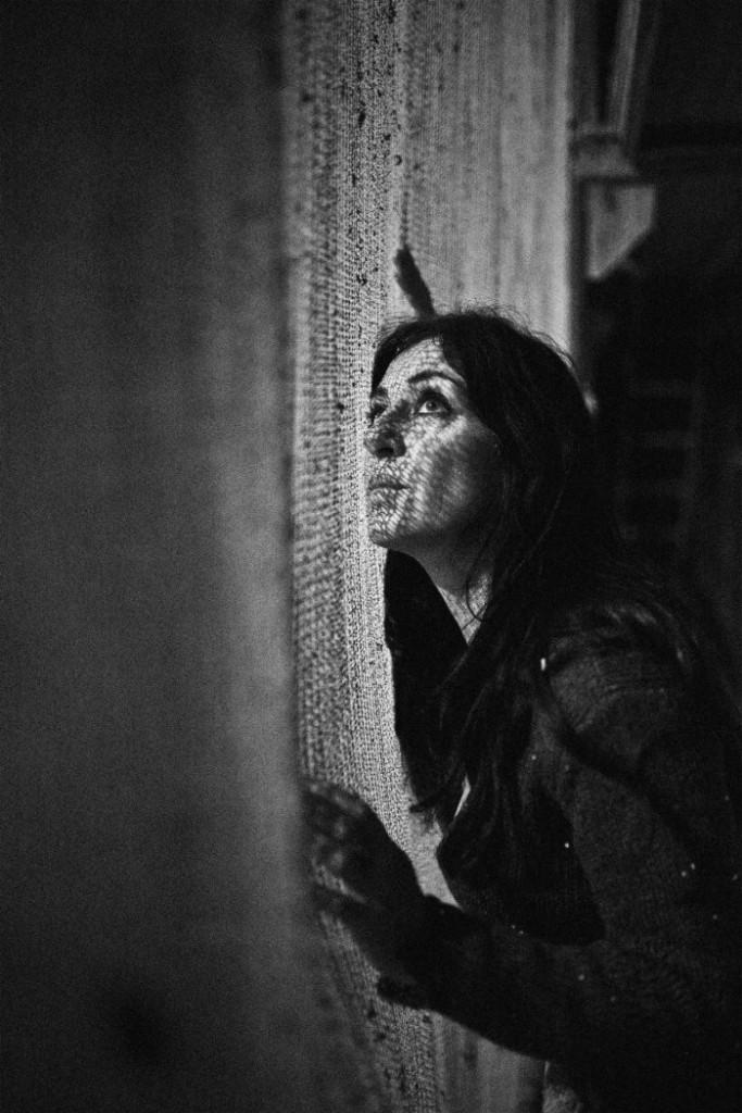 Mónica Calle in A Boa Alma (The Good Soul of Szechuan), directed by Mónica Calle © Bruno Simão