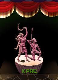 Logo of KPAC (Kerala People's Arts Club)