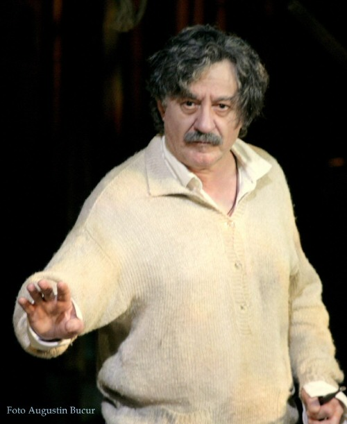 Caramitru-Prospero-Einstein. Photo by Augustin Bucur