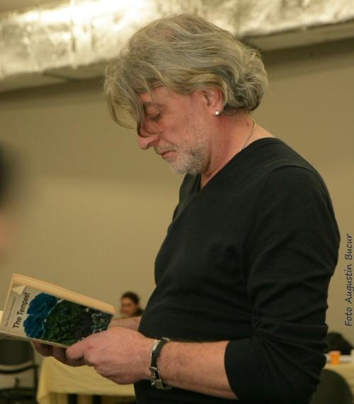 Director, Alexander Morfov. Photo: Augustin Bucur
