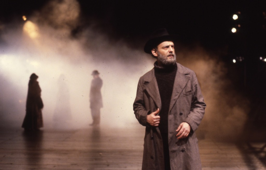 Peer Gynt by Ibsen at the Guthrie Theater (1983). Director: Liviu Ciulei. Dramaturg: Mark Bly. Credit: Gerry Bamman (as Peer Gynt). Photo credit: Joe Giannetti