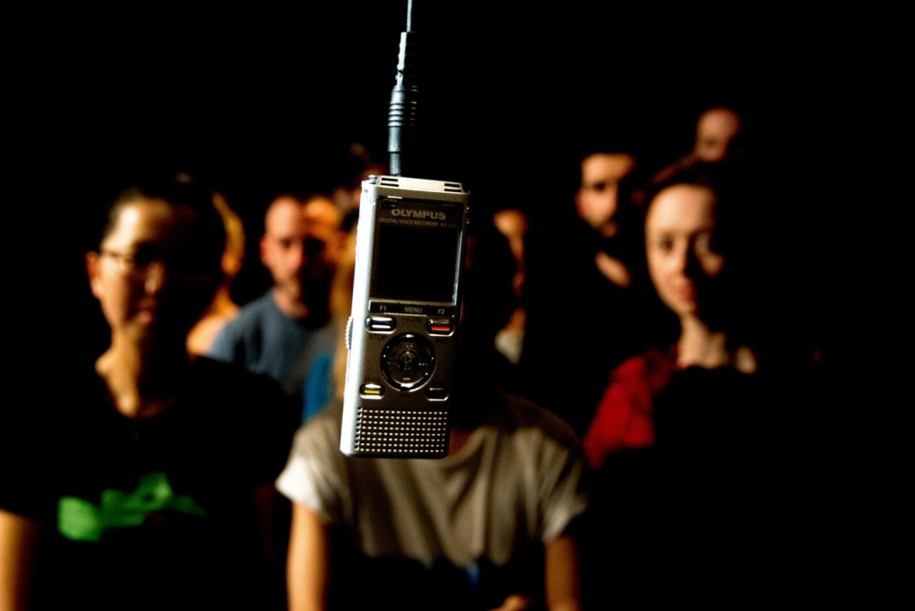 Nassim Soleimanpour: Blind Hamlet, directed by Ramin Gray.