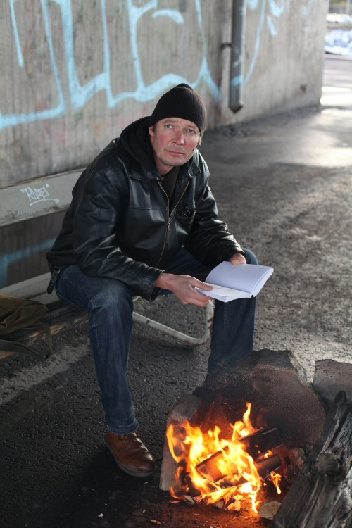 Juha Hurme. Photo by Stefan Bremer