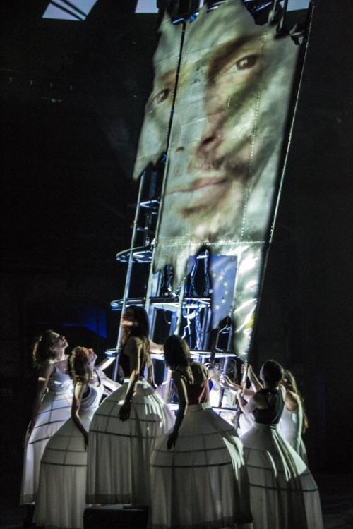 Entremeses de Cervantès en el Teatro de la Abadia