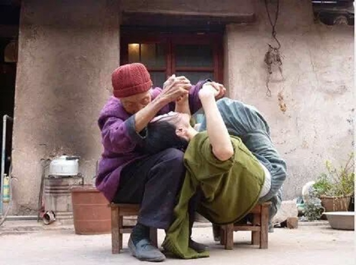 Dance with Grandma