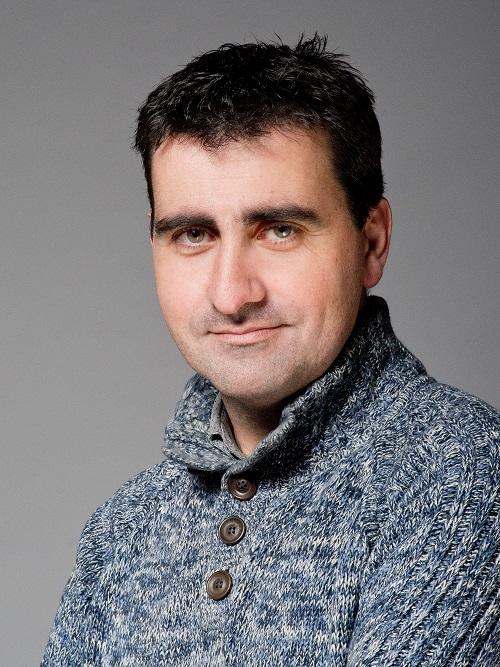 Ignacio Garcia. Photo : Javier Naval