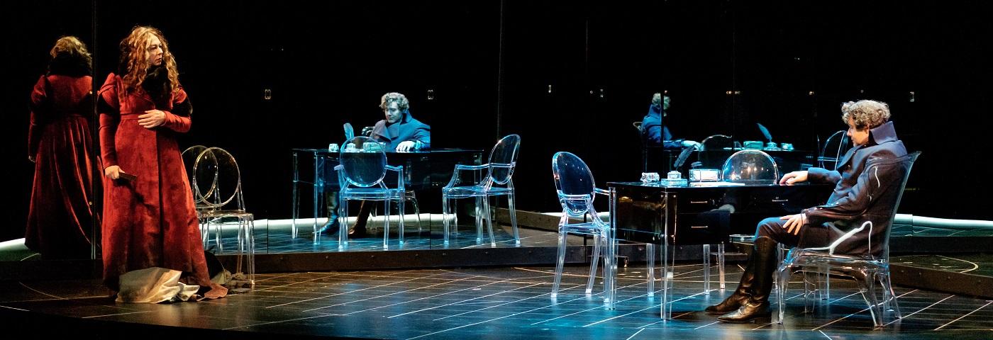 Robert Lepage en marquis de Sade : très convaincant !