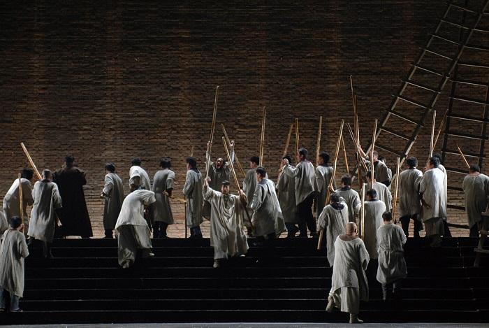 Coriolanus. Photo by Li Yan