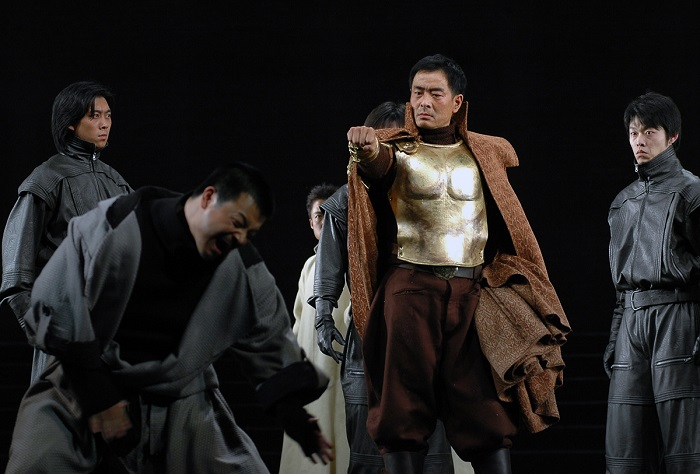 Coriolanus. Photo by Li Yan