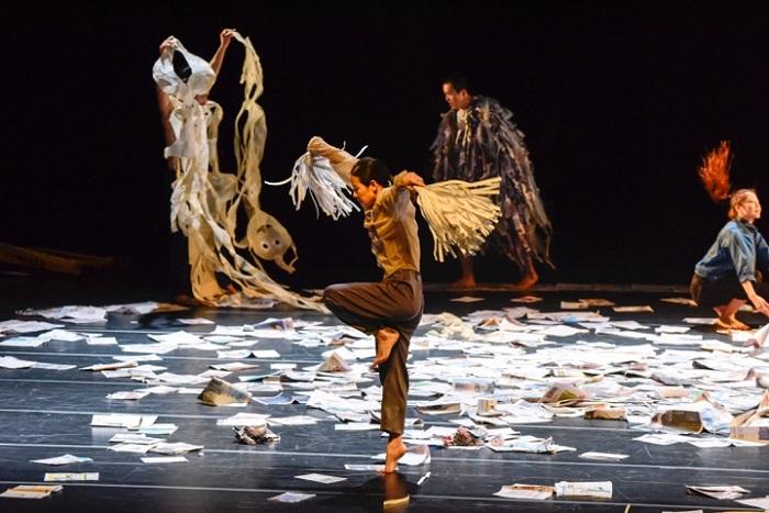 Already Not Yet © The Korea National Contemporary Dance Company