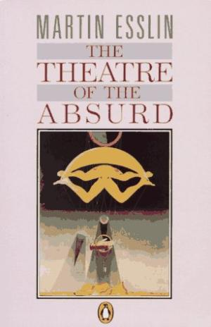 The Theatre of The Absurd Book Cover