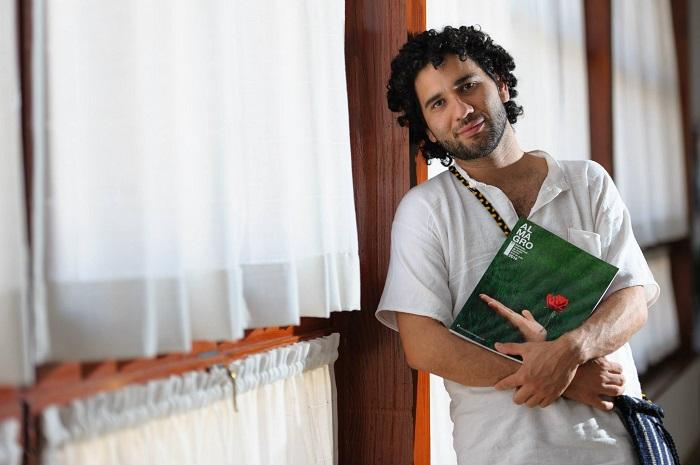 Juan Carrillo, metteur en scène et co-auteur de la pièce. Foto de Guillermo Casas