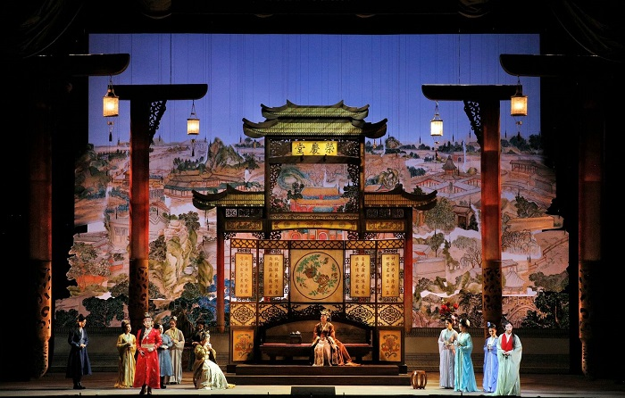 San Francisco Opera's Dream of the Red Chamber. Photo: Cory Weaver/San Francisco Opera