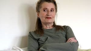 Playwright and Nobel winner Elfriede Jelinek