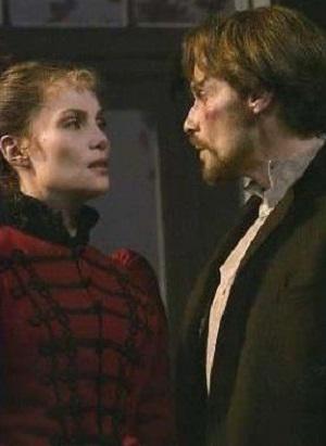 Hedda Gambler, avec Emmanuel Seigner et Erick Deshors, mise en scene Roman Polanski, 2003