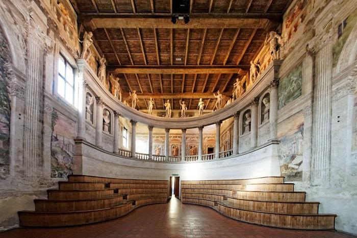 Teatro Olimpico de Sabbioneta (Italie)
