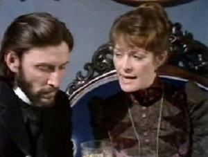 Trevor Howard et Ingrid Bergman, mise en scene Basil Coleman, 1962