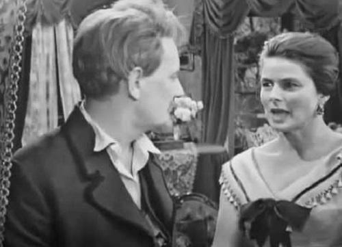 Hedda Gambler, Tom Bell et Janet Suzman, 1972