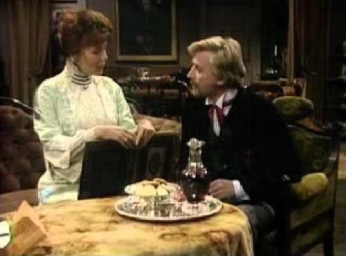 Hedda Gambler, Diana Rigg et Philip Bond, mise en scene David Cunliffe, 1981