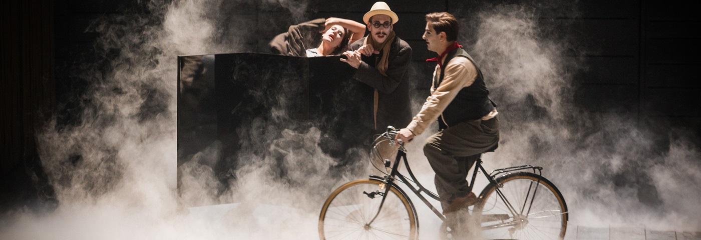L'Ombre de Venceslao, Martin Matalon, Jorge Lavelli, Copi à l'Opéra de Rennes.