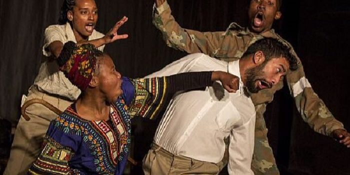 South Africa—Towards Collective Action: Improvised Performance Jozi Style