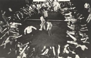 19 The Centre for the Theatre of the Opressed of Paris opens at the Theatre Cacilda Becker, Rio de Janeiro, 1980 © Augusto Boal Archive UNIRIO