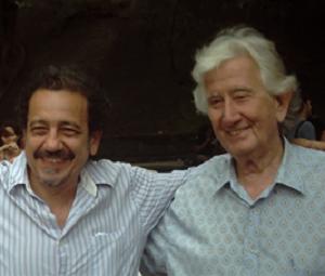 Zeca Ligiéro and Augusto Boal © Denise Zenicola