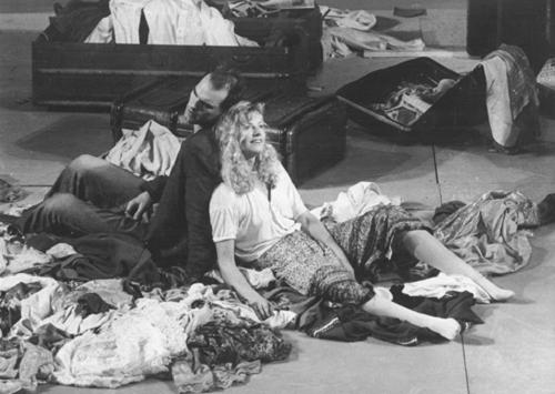 14 Murro em ponta de faca, written and directed by Boal, at the Schauspielhaus, Graz, Áustria, 1980 © Augusto Boal Archive UNIRIO
