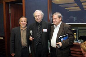 Jean-Pierre Han, Jean-Pierre Sarrazac, Juan Antonio Hormigón à Sofia