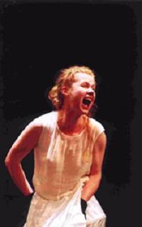 The Dybbuk, dir. David Zinder: Hungarian National Theatre of Cluz, Romania, 2002. © Szabo Robert.