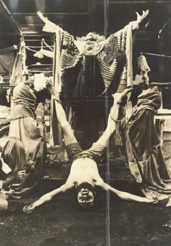 12 Torquemada by students of New York University, New York, 1971 © Augusto Boal Archive UNIRIO