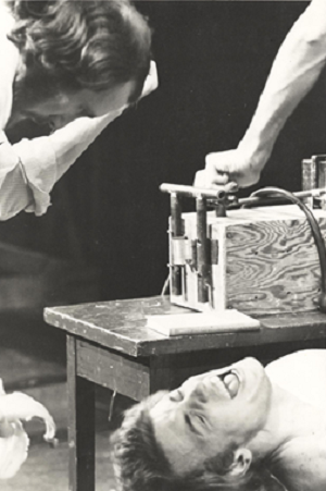 9 Torquemada, written in Tiradentes Jail, in São Paulo, performed in Buenos Aires, 1971 © Augusto Boal Archive UNIRIO