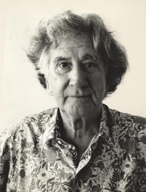 31 Augusto Boal photographed by Fabian Boal, 2002 (Courtesy of Augusto Boal Archive UNIRIO)
