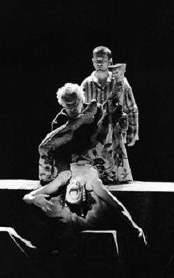 """Gernania 3"" : Heiner Müller, Germania 3 - Les Spectres diu Morthomme, mise en scène Jean-Louis Martinelli, © 1997 Florian Tiedje."