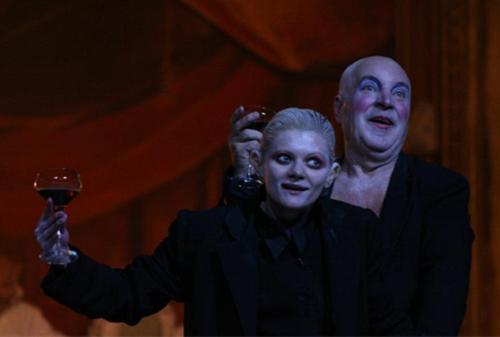 Faust, dir. Silviu Purcărete © Mihaela Marin Cmihaela
