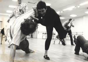 16 Workshop of the Teatro de Oprimido (Theatre of the Oppressed, in Áustria, 1980 @ Margarete Neundlinger (Courtesy of Augusto Boal Archive UNIRIO)