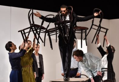 Theatre at the Crossroads:  Trends and Challenges of Georgian Theatre Today